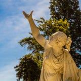 Άγαλμα Galatea Στοκ φωτογραφία με δικαίωμα ελεύθερης χρήσης