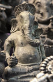 Άγαλμα Ganesha Στοκ Φωτογραφία