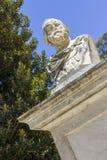 Άγαλμα Garibaldi στοκ εικόνες