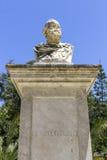 Άγαλμα Garibaldi στοκ φωτογραφία