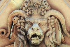 Άγαλμα Hades Στοκ Φωτογραφίες