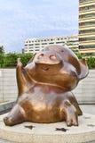 Άγαλμα McDull Στοκ Φωτογραφίες