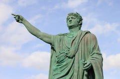 Άγαλμα Neron Στοκ εικόνες με δικαίωμα ελεύθερης χρήσης