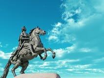 άγαλμα Peter Στοκ φωτογραφία με δικαίωμα ελεύθερης χρήσης