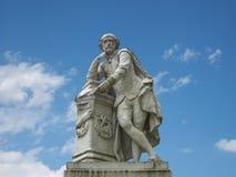 Άγαλμα Shakespeare στο Λονδίνο στοκ εικόνες με δικαίωμα ελεύθερης χρήσης