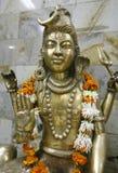 άγαλμα shiva Λόρδου του Δελ& Στοκ Φωτογραφία