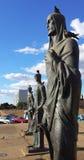 Άγαλμα Αγίου Στοκ Εικόνα
