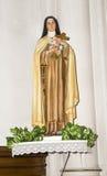 Άγαλμα Αγίου Mary Στοκ φωτογραφίες με δικαίωμα ελεύθερης χρήσης