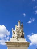 Άγαλμα αγγέλου στη θριαμβευτική αψίδα Στοκ Εικόνα
