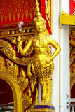 Άγαλμα αγγέλου φωτισμού Στοκ Φωτογραφίες