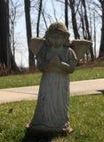Άγαλμα αγγέλου Στοκ φωτογραφίες με δικαίωμα ελεύθερης χρήσης