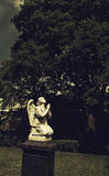 Άγαλμα αγγέλου Στοκ εικόνες με δικαίωμα ελεύθερης χρήσης
