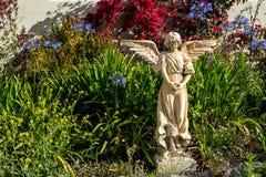 Άγαλμα αγγέλου Στοκ Φωτογραφίες