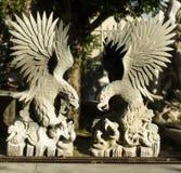 Άγαλμα αετών Στοκ Εικόνες