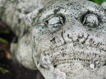 Άγαλμα αριθμού πετρών τεχνών Στοκ Εικόνες