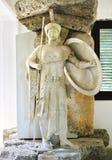 άγαλμα αρχαίου Έλληνα Στοκ Εικόνα