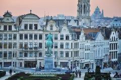 Άγαλμα Αλβέρτου I, Βρυξέλλες Στοκ Εικόνες