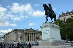 Άγαλμα αλόγων Στοκ εικόνες με δικαίωμα ελεύθερης χρήσης