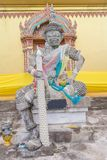 Άγαλμα βασιλιάδων Daemon Στοκ Φωτογραφίες