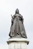 άγαλμα Βικτώρια βασίλισσας Στοκ εικόνες με δικαίωμα ελεύθερης χρήσης