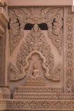 Άγαλμα Βούδας του Βούδα Στοκ Φωτογραφία