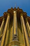 Άγαλμα Βούδας του μεγάλου παλατιού Στοκ Φωτογραφίες