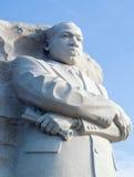 Άγαλμα γρανίτη του Martin Luther King, δυτικό Potomac πάρκο, Washington DC Στοκ φωτογραφία με δικαίωμα ελεύθερης χρήσης