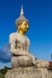 Άγαλμα εικόνας του Βούδα Στοκ Φωτογραφία