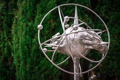 Άγαλμα εξερεύνησης του διαστήματος Στοκ Φωτογραφία