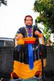 Άγαλμα Θεών Tah Sien Seu Hau Στοκ Φωτογραφία