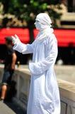 Άγαλμα διαβίωσης - Παρίσι Στοκ φωτογραφία με δικαίωμα ελεύθερης χρήσης