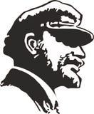 άγαλμα Λένιν vladimir Διανυσματική απεικόνιση