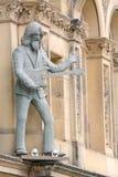 Άγαλμα Λίβερπουλ του George Harrison Στοκ Εικόνες