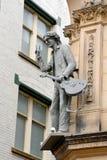 Άγαλμα Λίβερπουλ του John Lennon Στοκ φωτογραφία με δικαίωμα ελεύθερης χρήσης