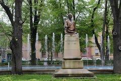 Άγαλμα μελετητών Στοκ εικόνες με δικαίωμα ελεύθερης χρήσης
