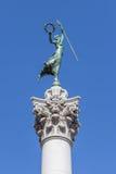 Άγαλμα νίκης στο τετράγωνο ένωσης, Σαν Φρανσίσκο, Καλιφόρνια στοκ φωτογραφίες