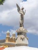Άγαλμα νεκροταφείων Otrobanda Στοκ εικόνες με δικαίωμα ελεύθερης χρήσης