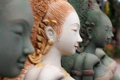 Άγαλμα ομορφιάς Στοκ φωτογραφίες με δικαίωμα ελεύθερης χρήσης