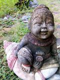 Άγαλμα παιδιών στοκ εικόνα