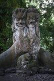 Άγαλμα πιθήκων Στοκ Εικόνες