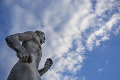 Άγαλμα δρομέων του Μπράιτον του Steve Ovett Στοκ Εικόνες