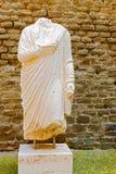 Άγαλμα Ρώμη, Ιταλία τάφων Στοκ Εικόνα