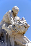 Άγαλμα σε του Κογκρέσου Plaza Στοκ Εικόνες