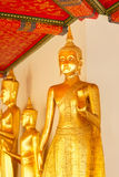 Άγαλμα σε Wat Po Στοκ Εικόνες