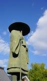 Άγαλμα στην Οζάκα, Ιαπωνία Στοκ Εικόνα