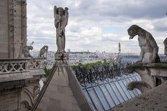 Αποτέλεσμα εικόνας για τα αγαλματα στην Παναγια των Παρισιων