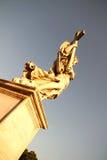 Άγαλμα στη Ρώμη Στοκ Φωτογραφίες