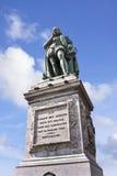 """Άγαλμα στη Χάγη του κρησφύγετου Eerste†, ιδρυτής """"Willem των Κάτω Χωρών Στοκ εικόνα με δικαίωμα ελεύθερης χρήσης"""