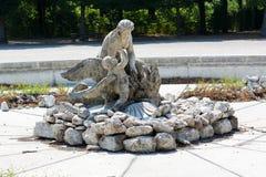 Άγαλμα στον κήπο Schönbrunn Στοκ φωτογραφία με δικαίωμα ελεύθερης χρήσης