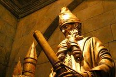 Άγαλμα στον κόσμο Wizarding του Harry Potter στοκ φωτογραφία